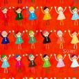 many girl