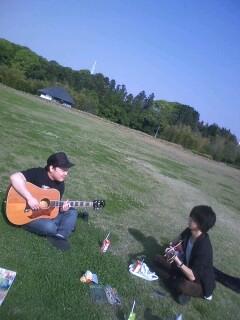 ギターさん達